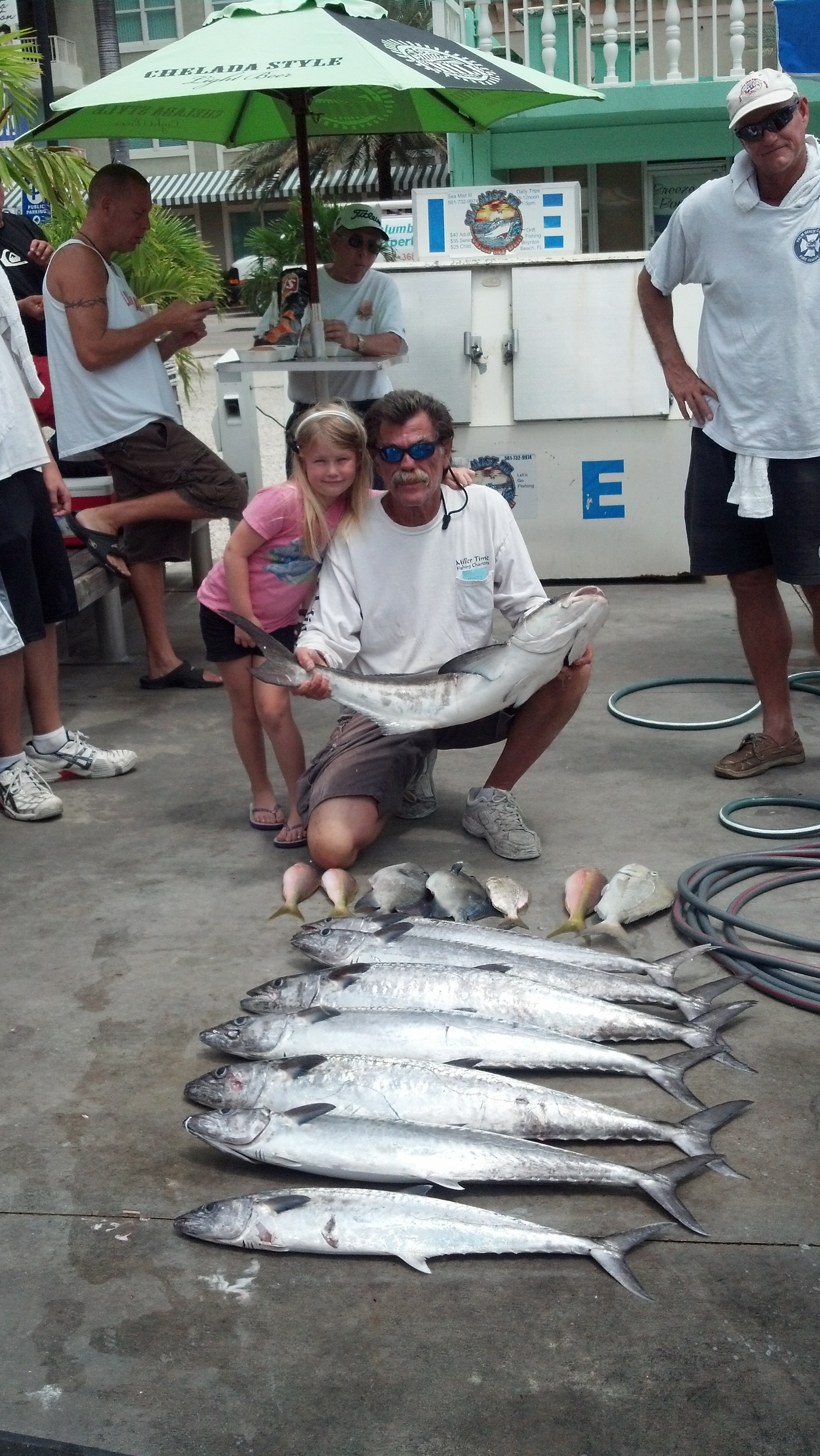 Saturday may 10 2014 8am 12noon for West palm beach fishing