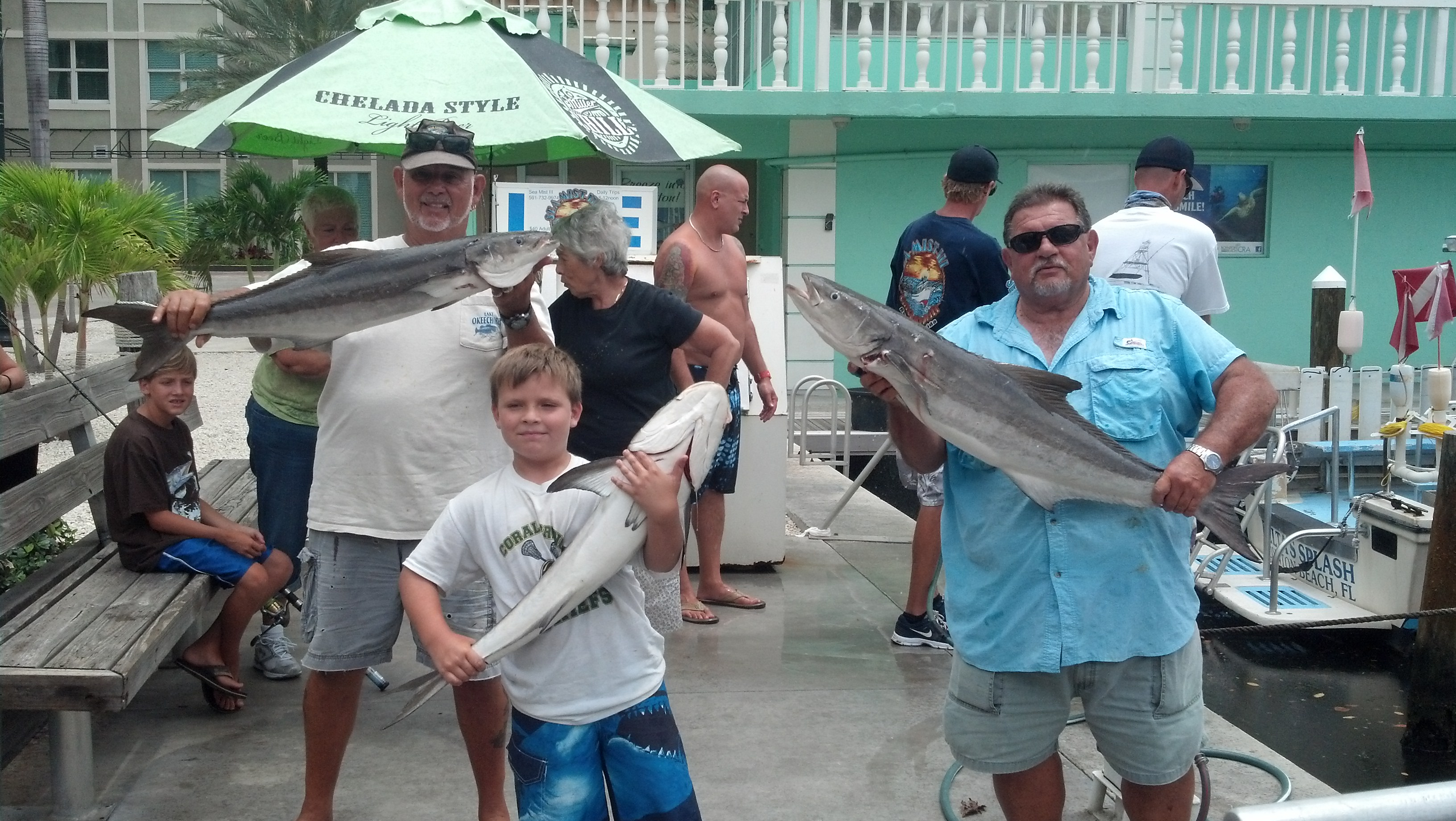 TUESDAY, June 18, 2014   8am-12noon   Cobia