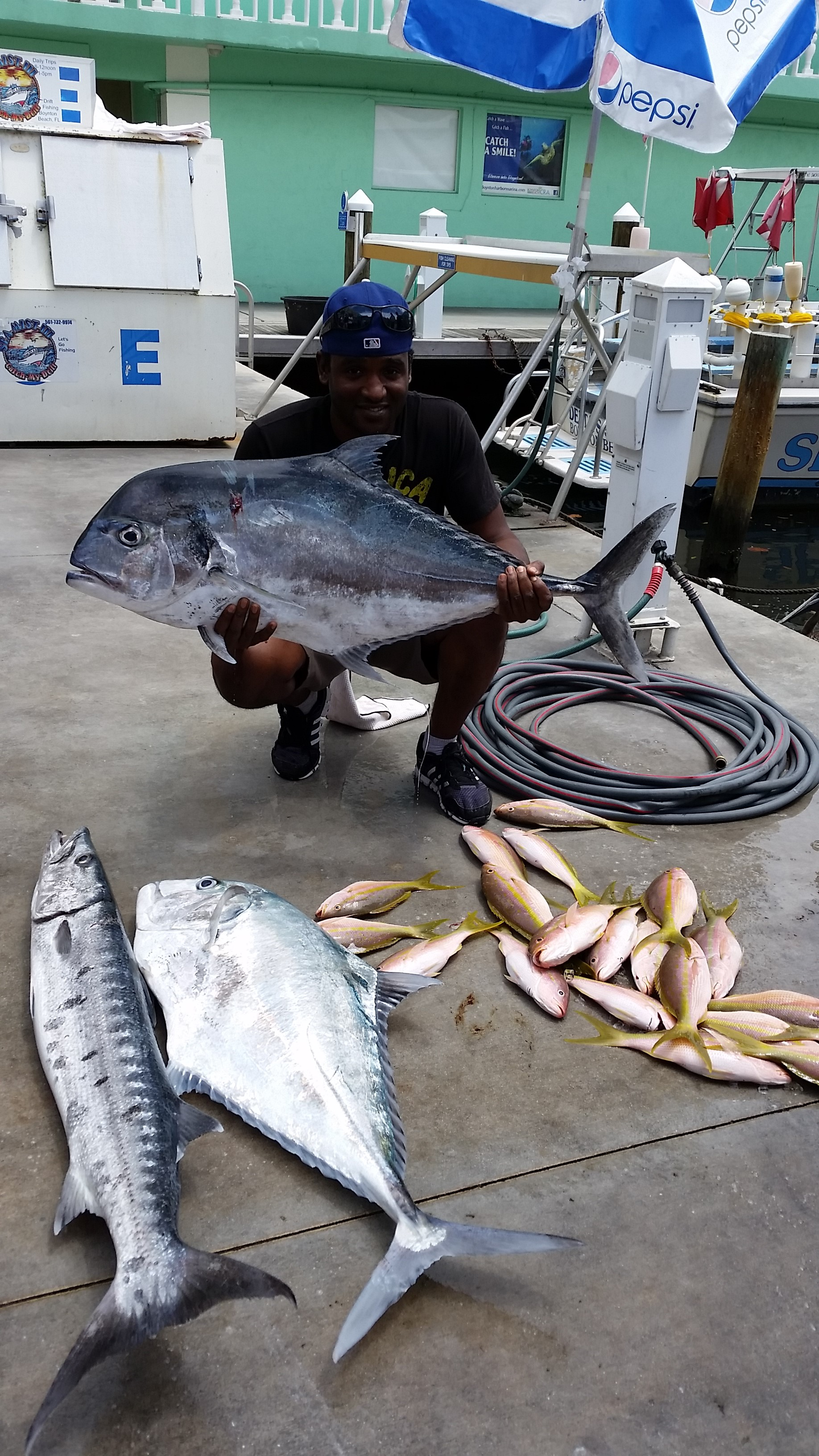 Wednesday june 4 2014 8am 12noon for West palm beach fishing report