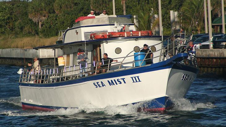South florida review deep sea drift fishing for Deep sea fishing west palm beach
